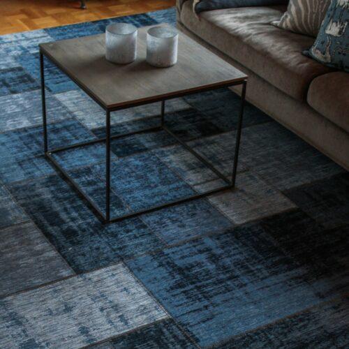 Matta Carlucci Jeans-blå Interiören Image